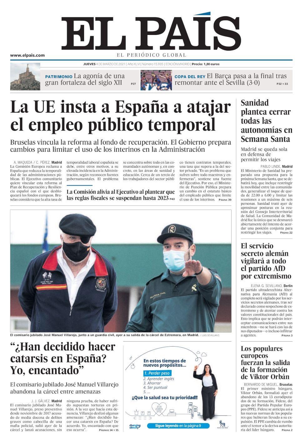 El Pais (Spain) – papersdirect